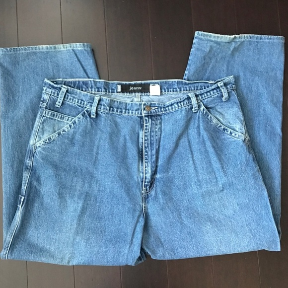 3fcf7f61 Levi's Jeans | Mens Levis Vintage Silver Tab Carpenter 42 | Poshmark